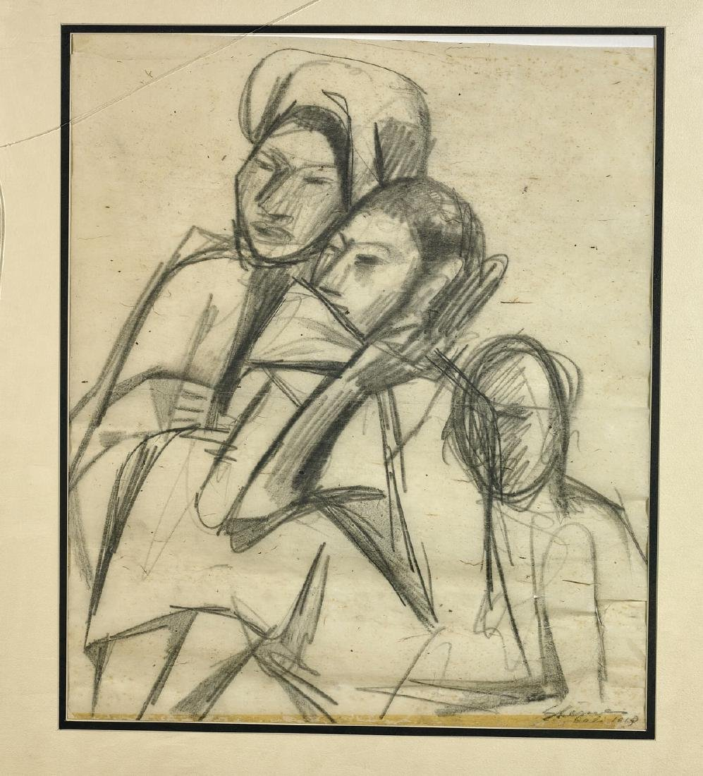 Group of Five Drawings By Maurice Sterne - 5