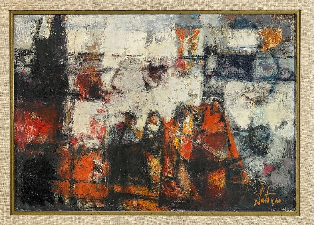Oil Painting By Kero Antoyan