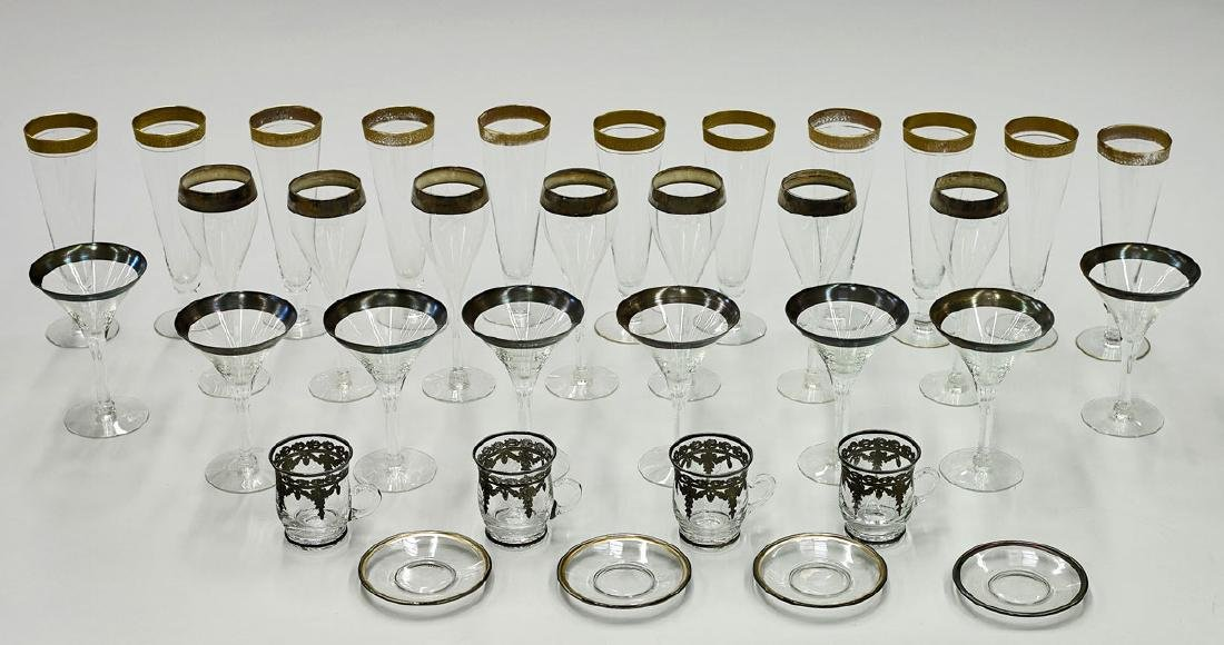 Collection of Various Glassware