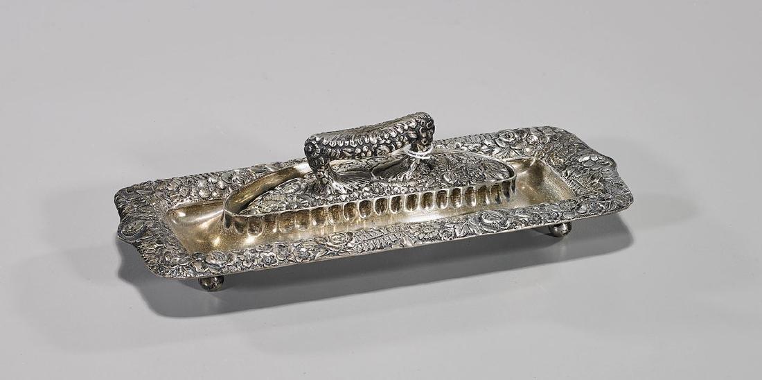 Tiffany & Co. Sterling Silver Buffer & Tray