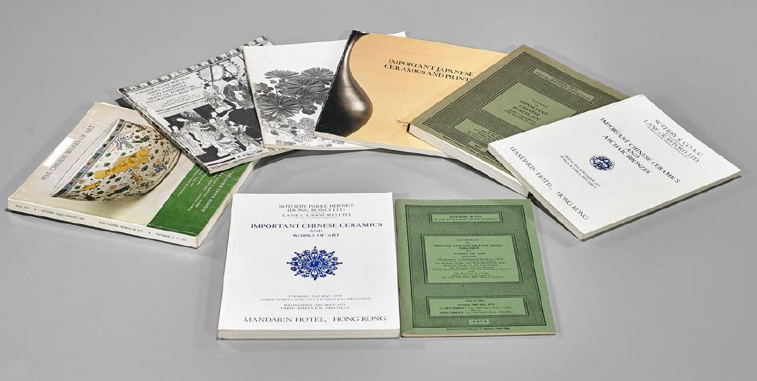 COLLECTION OF AUCTION & GALLERY CATALOGUES - 5