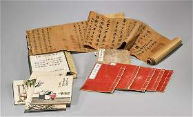Collection of Chinese Works on Paper