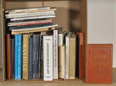 Collection of Books: North America