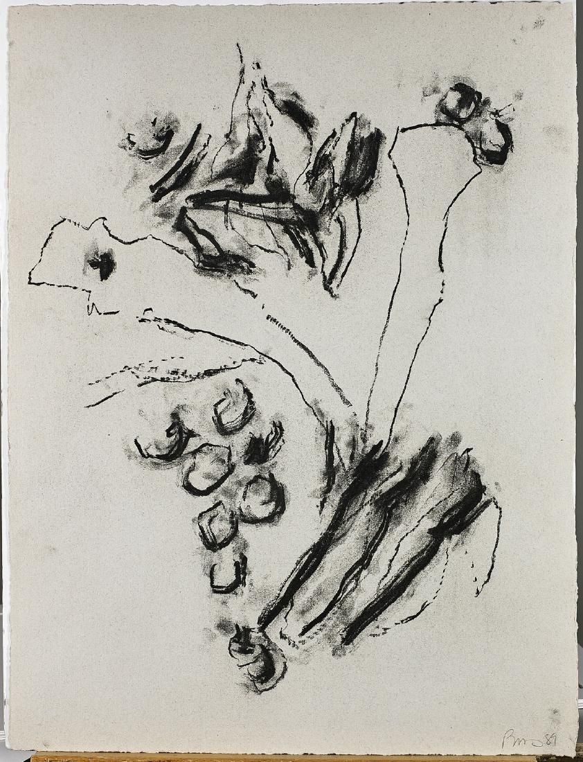 Collection of Works on Paper By Bob Nugent
