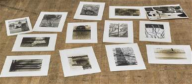 Extensive Collection of Works By Donald Werner