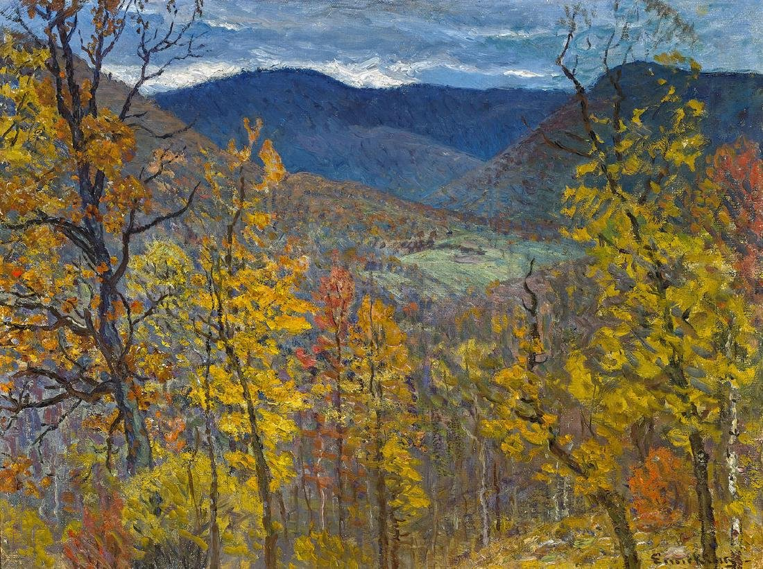 PAINTING ATTRIBUTED TO JOHN JOSEPH ENNEKING