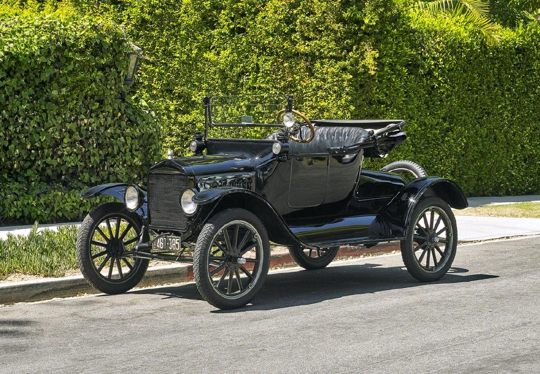 1920 FORD MODEL T ROADSTER