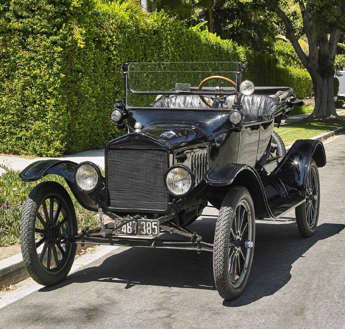 1920 FORD MODEL T ROADSTER - 2
