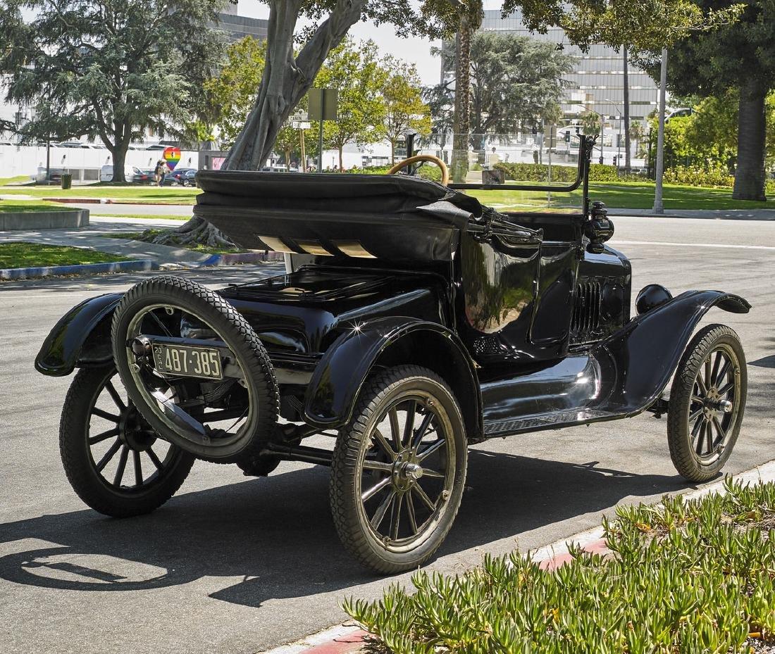 1920 FORD MODEL T ROADSTER - 4
