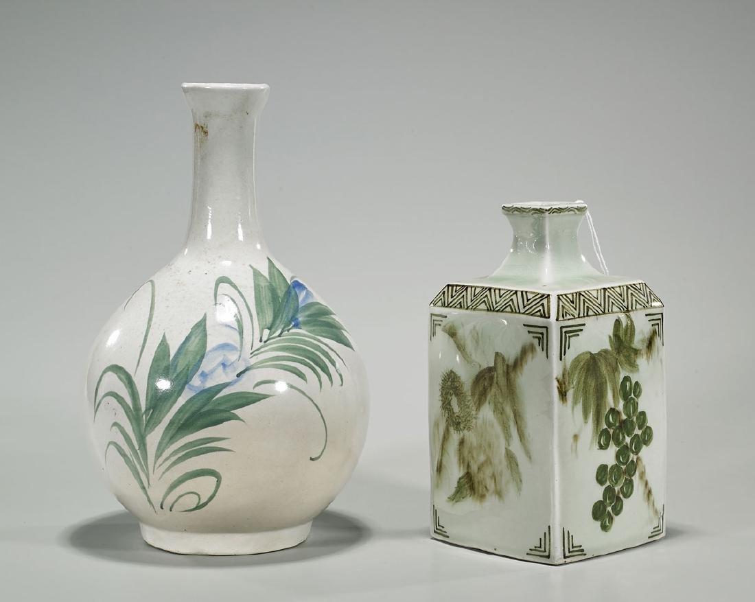 Two Korean Ceramics