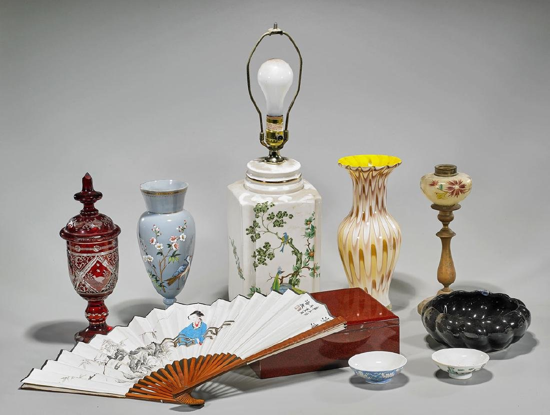 Group of Various Items