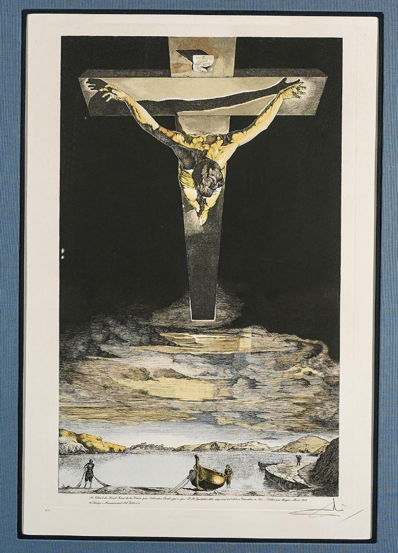 Print After Salvador Dali