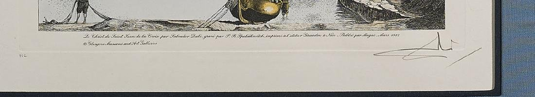 Print After Salvador Dali - 2