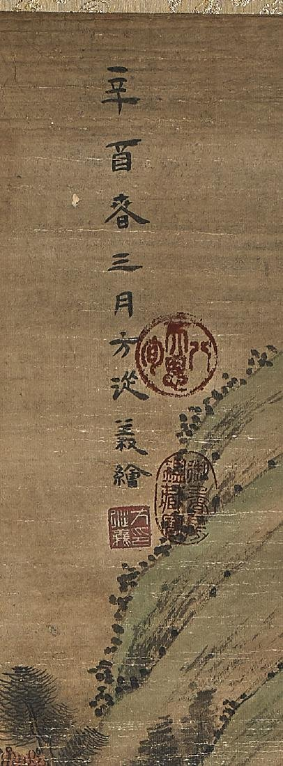 Group of Three Chinese Scrolls - 4
