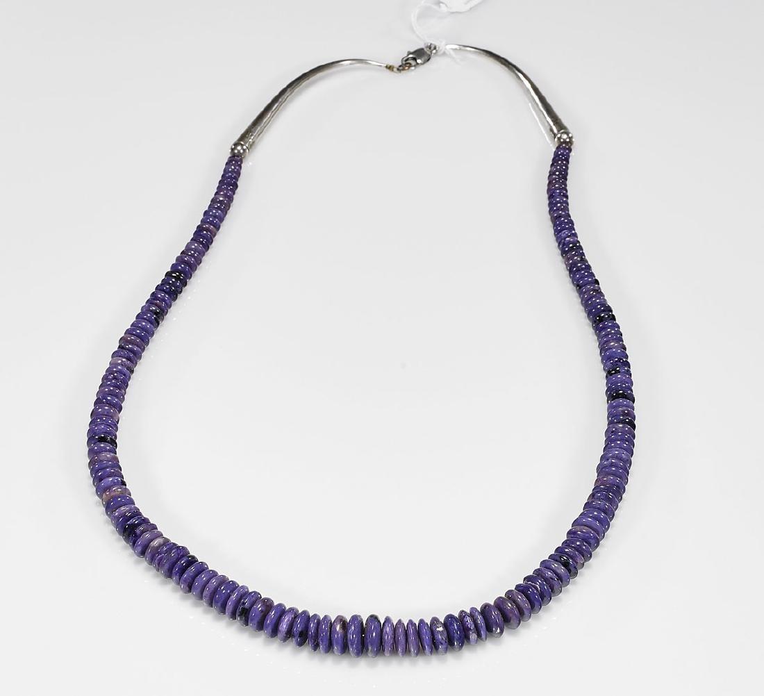 Stone Bead Necklace