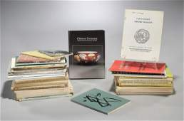 Group of Art Reference Books