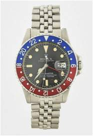 Vintage Rolex GMT Master Wristwatch