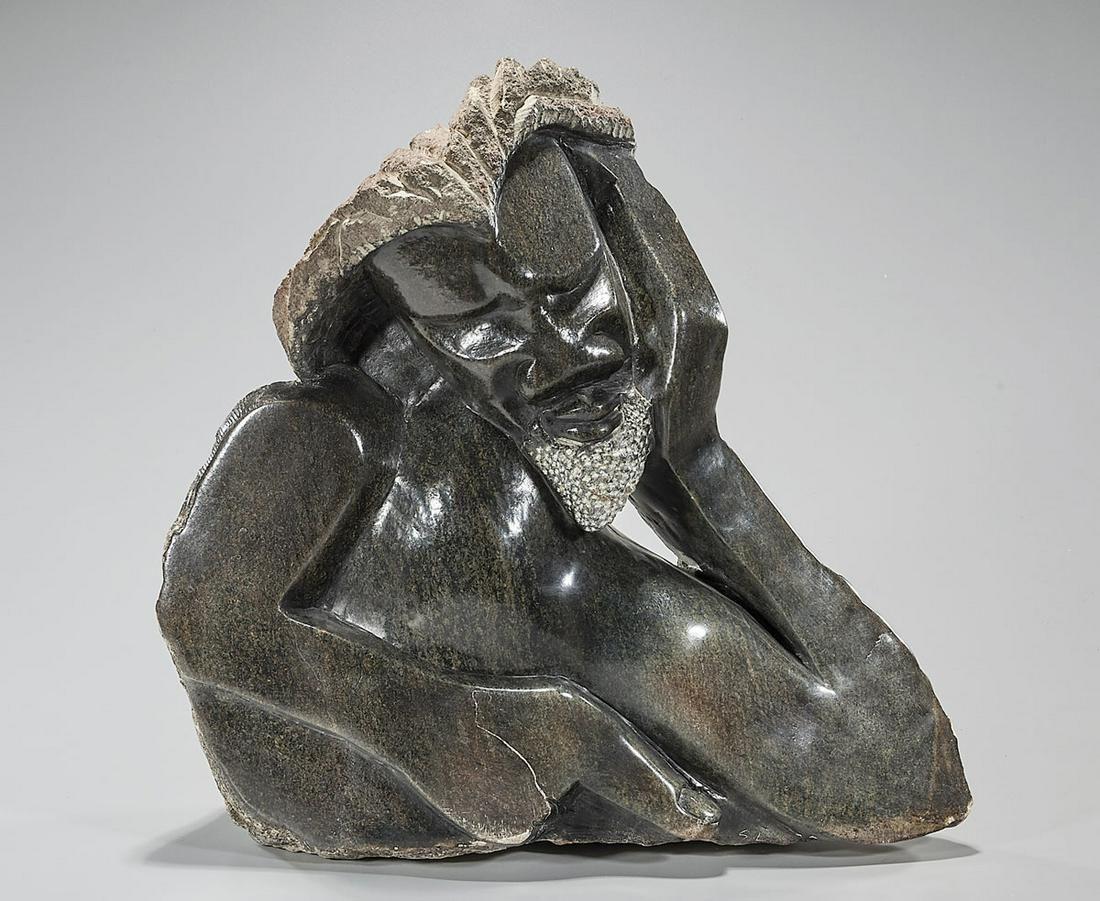Shona Stone Sculpture