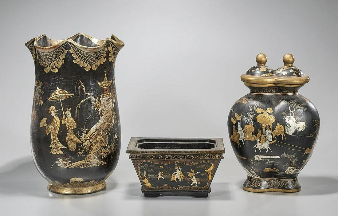 Chinese Ceramic Garden Set