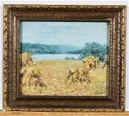Group of Four Framed Signed Artworks
