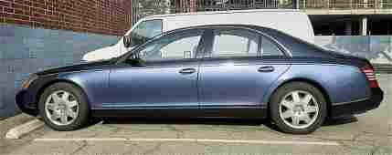 Mercedes 2004 Maybach 57