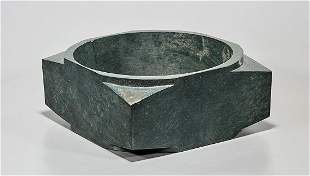 Chinese Hardstone Cong