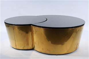 Marble-topped Coffee Table