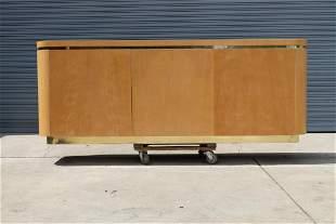 Large Wood Sideboard