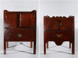 Set of Two Bedroom Commodes