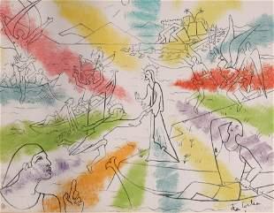 Jean Cocteau (French 1889-1963)