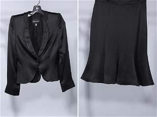Giorgio Armani Skirt Suit - Size 36