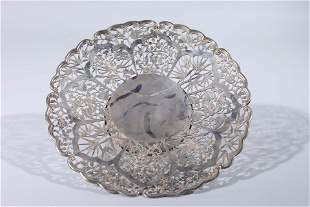 Sterling Silver Serving Dish