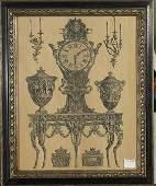 428 Pair of Engravings by Cavalier Piranesi