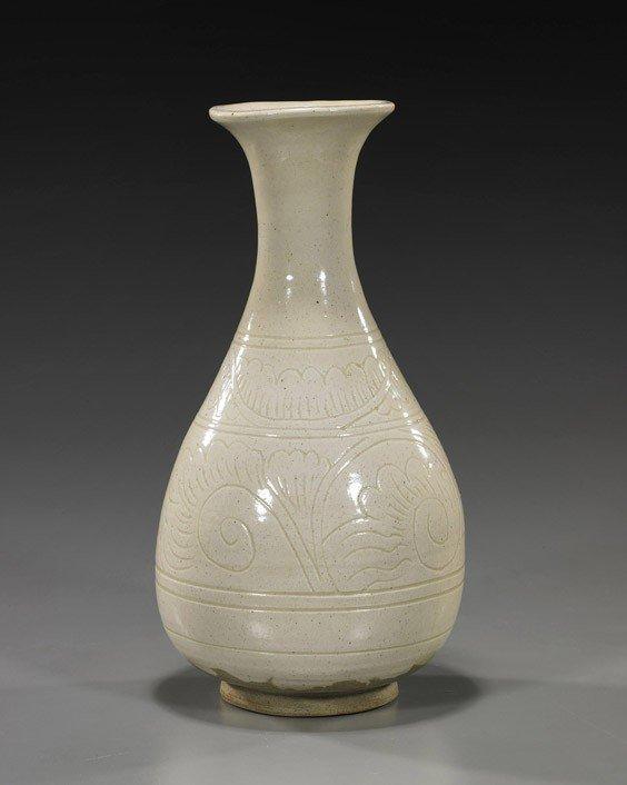 81: Chinese Cizhou-Type Glazed Yuhuchunping