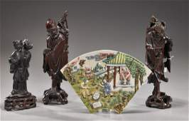 418: Group of Various Chinese Items