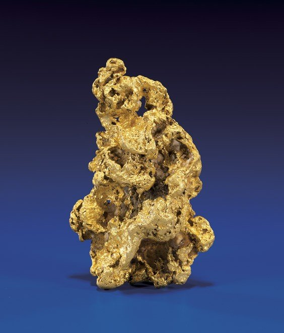 LARGE GOLD NUGGET
