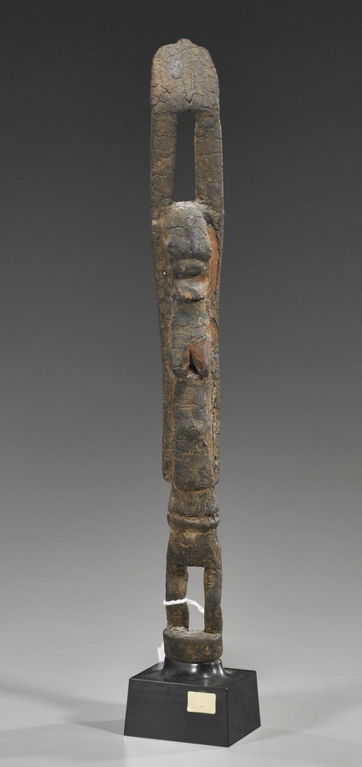 283: African Carved Wood Figure