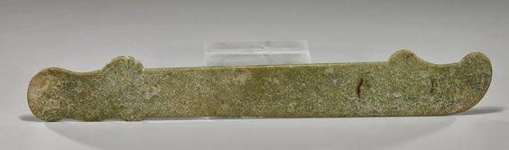 16: Chinese Archaistic Jade/Hardstone Ritual Sword