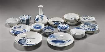 Group of Old & Antique Japanese Porcelains