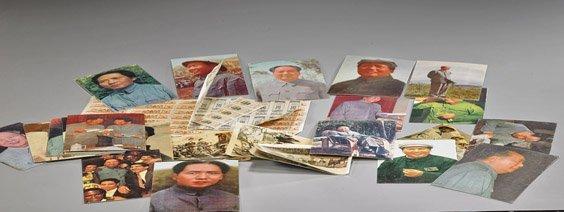 Numerous Photos of Chairman Mao