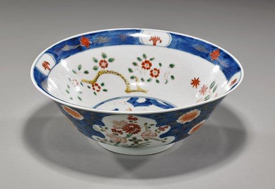 Antique Imari Porcelain Bowl