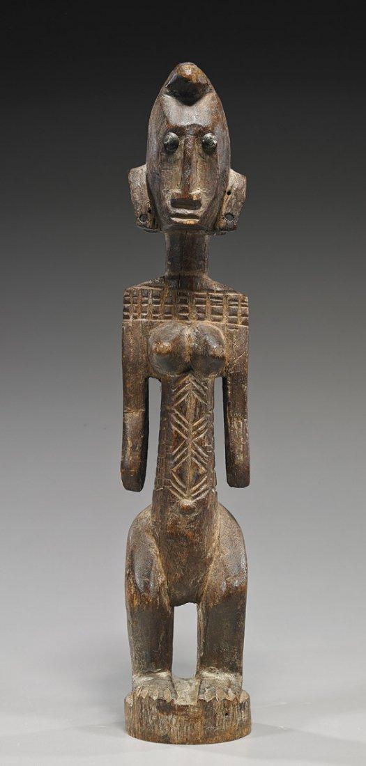 Older African Carved Wood Figure