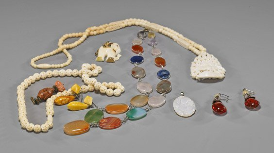 Group of Various Jewelry Items