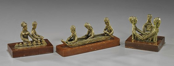 Group Indonesian/Southeast Asian Bronzes
