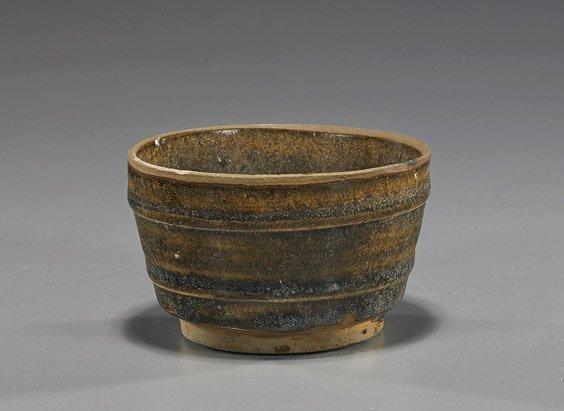Yuan Dynasty Henan-Type Glazed Bowl