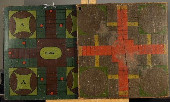 Pair Double-Sided Game Boards