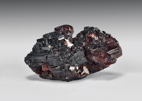 NATURAL SPESSARTITE GARNET CRYSTALS