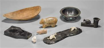 Group of Eight Various Items
