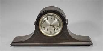 Tambour-Style Mantel Clock by Seth Thomas