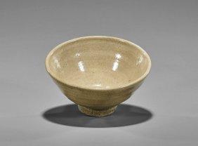 Yuan Dynasty Chinese Crème Bowl